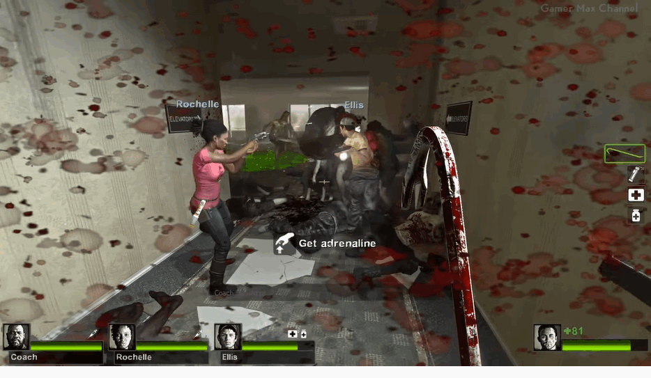 game online pc ringan  left 4 dead 2